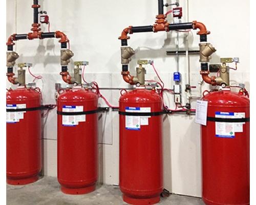 FM200 Yangın Söndürme Sistemleri Nerelerde Kullanılır
